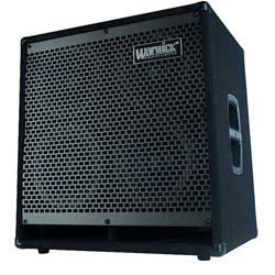 """Warwick WCA 408 LWCE 600 Watts - w/ Celestions 4 X 8"""" 1"""" Horn Bass Cabinet"""