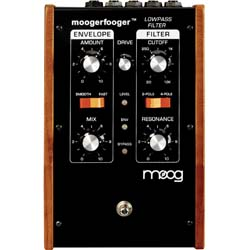 Moog MF-101 Moogerfooger Low Pass Filter & Envelope Follower Guitar Pedal