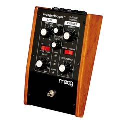 Moog MF-103 Moogerfooger 12-Stage Phaser with LFO Guitar Pedal