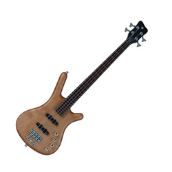 Warwick R504P905CR Warwick Rockbass Corvette Basic 4 string Bass (discontinued clearance)