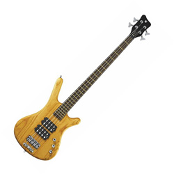 Warwick R584_055CR RB Corvette $$ 4 - Honey Violin Bass Guitar (discontinued clearance)