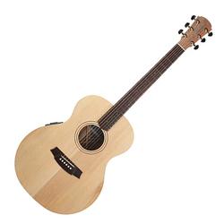 Cole Clark CCAN1E-BB Grand Auditorium Guitar w/PU-Bunya/Blackwood