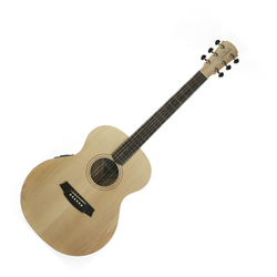 Cole Clark CCAN1E-BM Grand Auditorium Guitar w/PU-Bunya/Maple