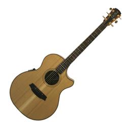Cole Clark CCAN2EC-CMAH Grand Auditorium Guitar w/PU & Cutaway-Cedar/Mahogany