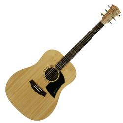 Cole Clark CCFL1E-BM Dreadnought Guitar w/PU -Bunya/Maple