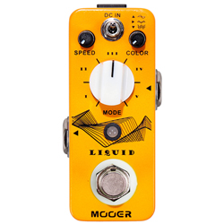 Mooer MPH2 Liquid Digital Phase Guitar Pedal