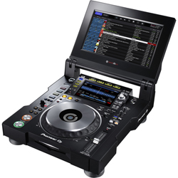 Pioneer DJ CDJ-Tour1 - Reference Omnimedia Player with Rekordbox - Screen 13in