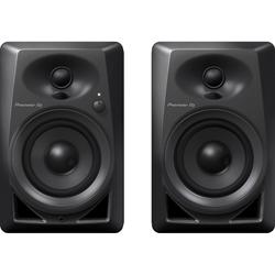 Pioneer DJ DM-40 - (2) Active Desktop Monitors with 4-inch woofer