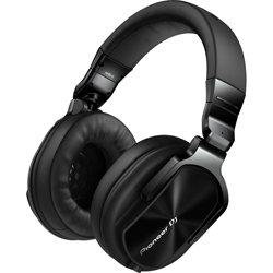 Pioneer DJ HRM-6 - Reference Studio Headphones with Detachable Cord - Black