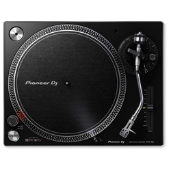 PIONEER DJ PLX-500-K Direct Drive Turntable - Black with USB & Phone-Line outputs