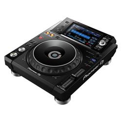 PIONEER DJ XDJ-1000MK2 Professional Omnimedia Player w/ Rekordbox - Black