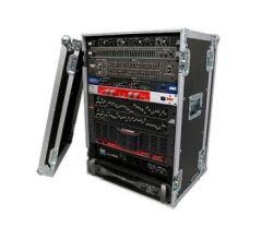 """Road Ready RR14UAD 14U Amplifier Deluxe Case – 18"""" body depth"""