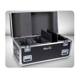 Martin Lighting MAC AURA FLIGHTCASE Molded Sturdy Case for up to 6 Mac Aura Lights