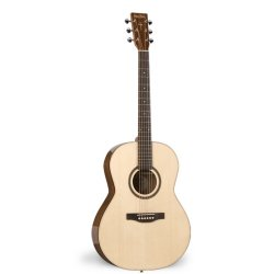 Simon and Patrick 033713 Woodland Pro Folk Spruce HG Acoustic 6 String Guitar