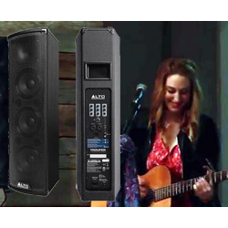 Alto Trouper Bluetooth Enabled Compact High Performance Active Speaker