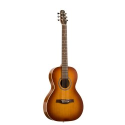 Seagull 035625 Entourage Rustic Grand QI Acoustic Electric 6 String Guitar
