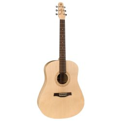 Seagull 038831 Excursion Natural SG Isys t Acoustic Electric 6 String Guitar