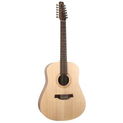 Seagull 039210 Excursion Walnut 12 SG Acoustic 12 String Guitar