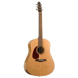 Seagull 029402 S6 Original Left Handed Acoustic 6 String Guitar