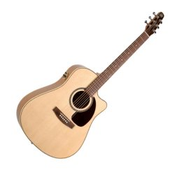 Seagull 033454 Maritime SWS CW SG Q1 Acoustic Electric 6 String Guitar