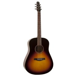 Seagull 039517 S6 Spruce Sunburst GT A/E Acoustic Electric 6 String Guitar