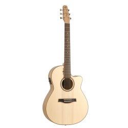 Seagull 036479 Amber Trail CW Folk SG T35 Acoustic Electric 6 String Guitar