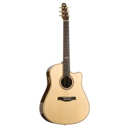 Seagull 033485 Artist Peppino Signature CW QII Acoustic Electric 6 String Guitar w/Deluxe Tric Case