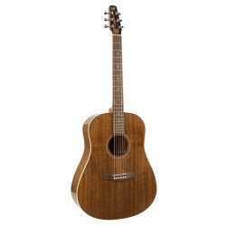 Seagull 038091 Maritime SWS Mahogany HG QI Acoustic Electric 6 String Guitar