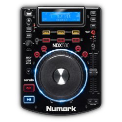 Numark NDX500 USB/CD Media Player and Software Controller