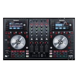 Numark NV Intelligent Dual-Display Control for Serato DJ (Discontinued Clearance)