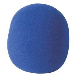 On Stage Stands ASWS58-BL Foam Windscreen (Blue)