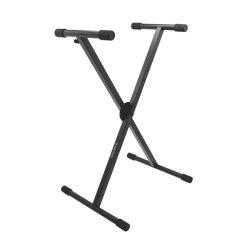 On Stage Stands KS7290 Pro Heavy-Duty Single-X ERGO-LOK™Keyboard Stand