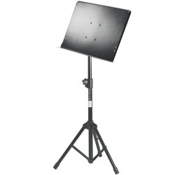 On Stage Stands SM7211B Pro Music Stand with Tripod Base