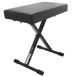 On Stage Stands KT7800+ Deluxe X-Style Bench
