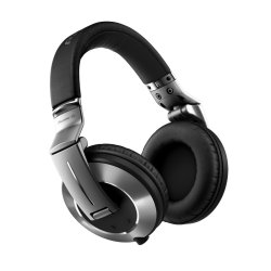 Pioneer DJ HDJ-2000MK2-S Reference DJ headphones with Detachable Cord - Silver
