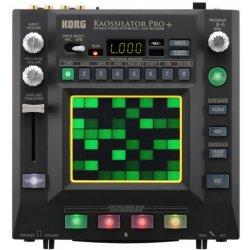 Korg DJ KAOSSILATOR-PRO+ Pro finger synthesizer with XY pad, 200 programs, SD and USB