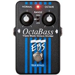 EBS EBS-OC-SE OctaBass 9 Volt octave divider bass pedal