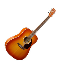 Art & Lutherie 023615 Cedar Sunrise 6 String Acoustic Electric Guitar (discontinued clearance)