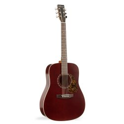 Norman 021024 Protege B18 Cedar Burgundy 6 String Acoustic Guitar