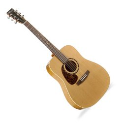 Norman 021123 Protege B18 Cedar Left Handed 6 String Acoustic Guitar