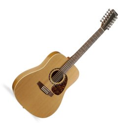 Norman 027354 Protege B18 Cedar 12 String Acoustic Electric Guitar