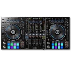 Pioneer DJ DDJ-RZ Professional 4-Channel rekordbox DJ Controller with Pads