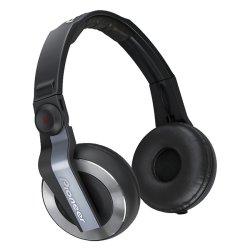 Pioneer DJ HDJ-500-K DJ Headphones in Black