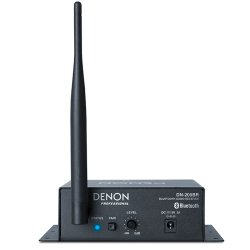 Denon Pro DN-200BR Stereo Bluetooth Audio Receiver with up to 100ft range