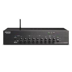 Denon Pro DN-333XAB Mixer 3 mic + 2 stereo Line Mixer Amplifier with Bluetooth Audio Receiver