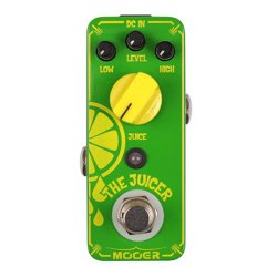 Mooer ANZ1 The Juicer Overdrive Pedal (Neil Zaza signature model)