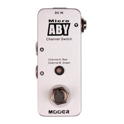 Mooer MAB1 Micro ABY MKII ABY Box
