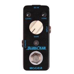 Mooer MBD1 Blues Crab Blues Drive Pedal