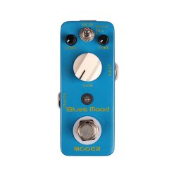 Mooer MBD2 Blues Mood Blues Drive Pedal