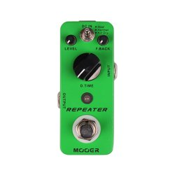 Mooer MDL1 – Repeater 3 Modes Digital Delay Pedal